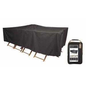 HOUSSE MEUBLE JARDIN  Housse de protection imperméable table de jardin 3