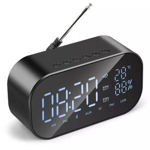 ENCEINTE NOMADE Mini Enceinte Bluetooth Haut-Parleur Noir LED Réve