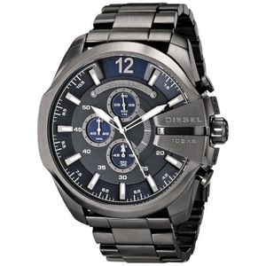 REMONTOIR AUTOMATIQUE Montre Diesel Homme DZ4329 Stainless Steel
