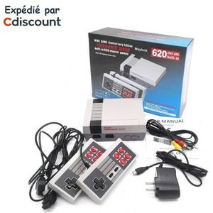 CONSOLE RÉTRO Console Rétro 620 jeux intégrés - Jeu vidéo AV - S