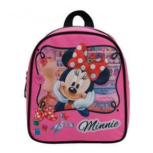 CARTABLE MINNIE Sac à dos 1 compartiment maternelle  Fille