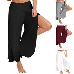 Femmes Confortable Tour de Haut Pantalon d/'été plage loisirs Pantalons s-5xl h93