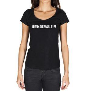 T-SHIRT beindersheim Tshirt, Femme tshirt avec motif