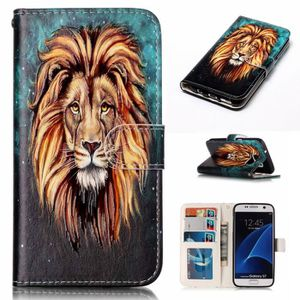 coque galaxy s7 lion