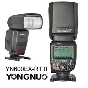 FLASH Yongnuo YN600EX-RT II TTL 2.4G HSS 1 - 8000s Wirel