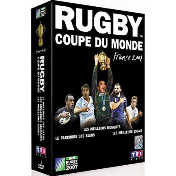 dvd coupe du monde de rugby 2007 le parcours en dvd documentaire pas cher cdiscount. Black Bedroom Furniture Sets. Home Design Ideas