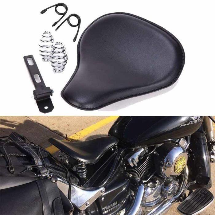 NATGIC 1 Feux arri/ère de Frein arri/ère pour Plaque dimmatriculation pour Harley Cruiser Chopper Rouge