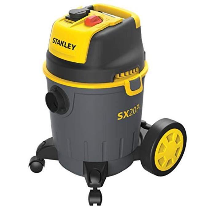 Stanley SXVC20PTE Aspirateur solides et liquides (1200 W, 20 l)