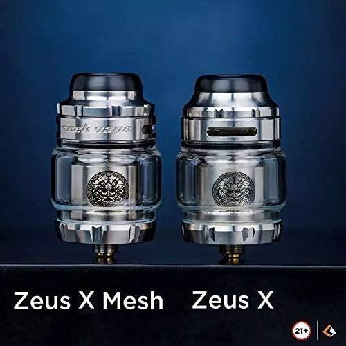 GeekVape Zeus X Mesh RTA Réservoir 4.5 ml Modulaire Duild Deck Mesh Bobine Vaporisateur Étanche Vaporisateur Cigarette Électro[167]