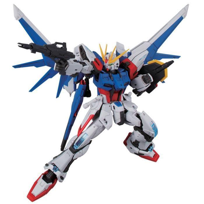 Bandai Hobby RG Construire grève Gundam Full Package Construire Fighters kit de Construction (échelle 1-144)