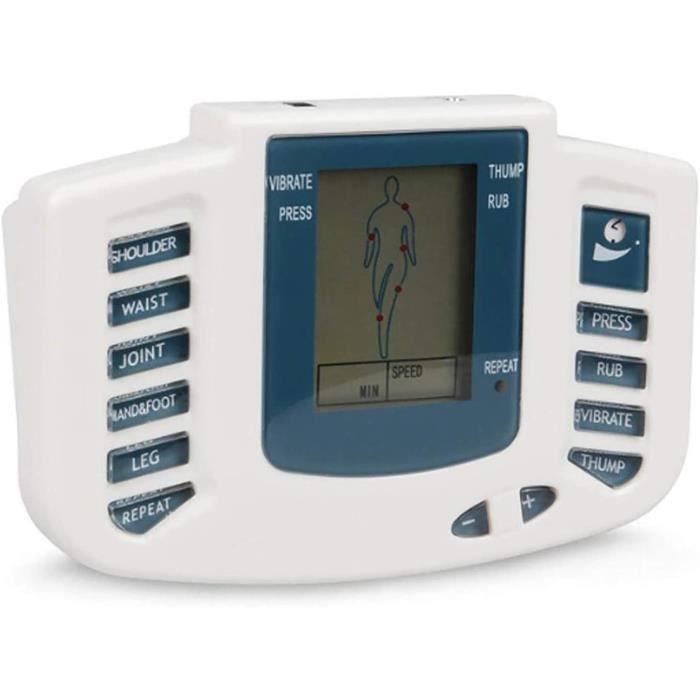 Cleared, Masseur Electrique, Electrostimulateur Musculaire Fessier, Massager, Electrode, Electrotherapie, Electrostimulateur Tens, S