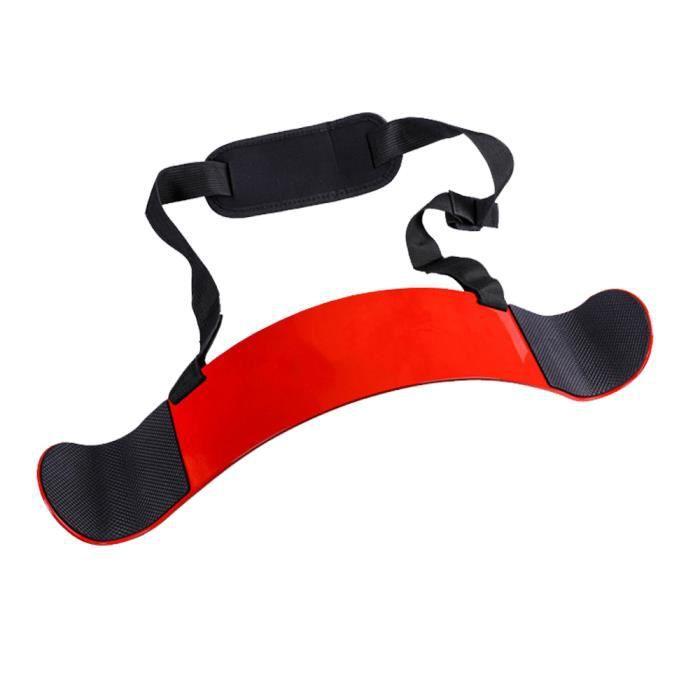 Entraîneur de bras Biceps Bras Blaster Haltérophilie Arm Blaster Fitness Bras Biceps Bomber Haltérophilie Biceps Training Board-597