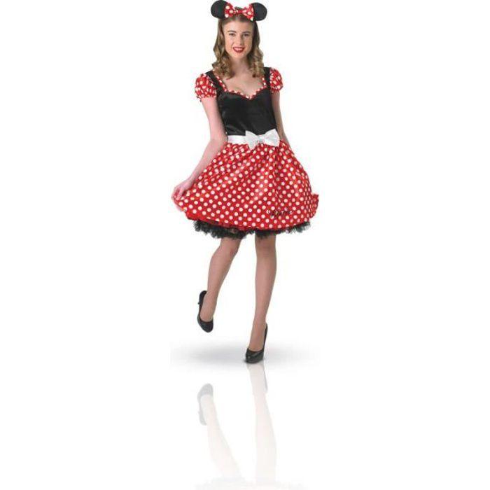 Déguisement Minnie Mouse adulte …