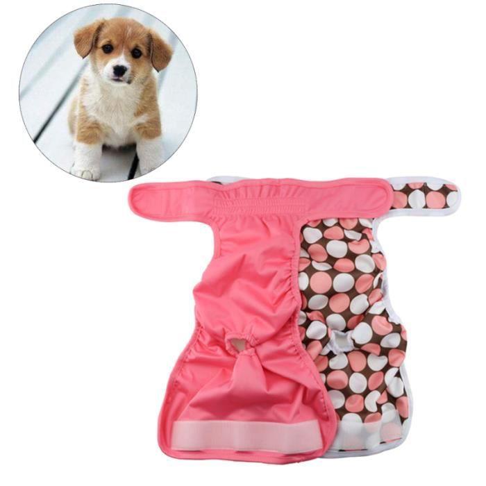 2 pièces couches pour animaux de compagnie utiles pour chiens chien TAPIS DE PROPRETE - APPRENTISSAGE DE PROPRETE - ALESE