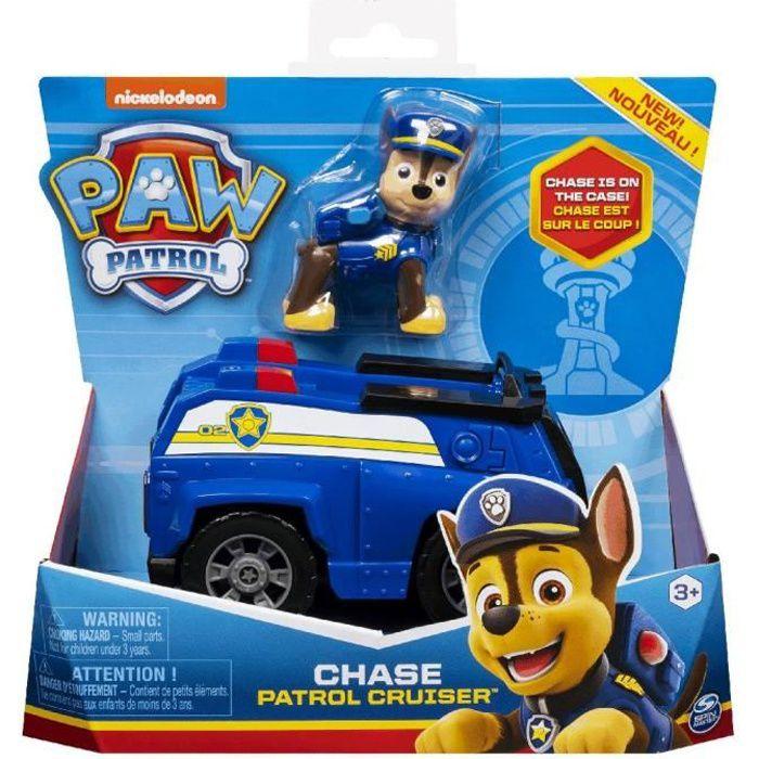 Pat Patrouille vehicule + figurine