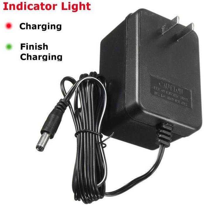 TEMPSA Adaptateur Chargeur Pr Voiture Electrique Jouet Enfant 220-240V 50/60Hz DC 1A PRISE US