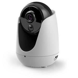 Caméra IP sans fil Thomson DSC-525W - FullHD 2.0 MP PTZ d'intérieur jour-nuit Wifi avec microphone intégré