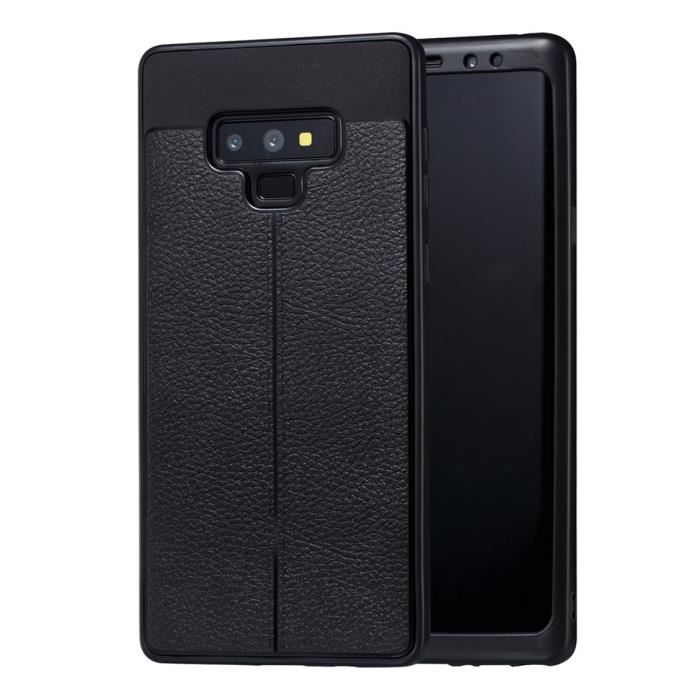 coque protection integrale samsung note 9