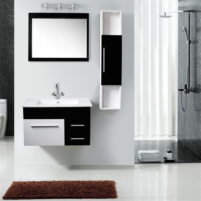 kit salle de bain koala achat vente ensemble meuble sdb kit salle de bain koala cdiscount. Black Bedroom Furniture Sets. Home Design Ideas