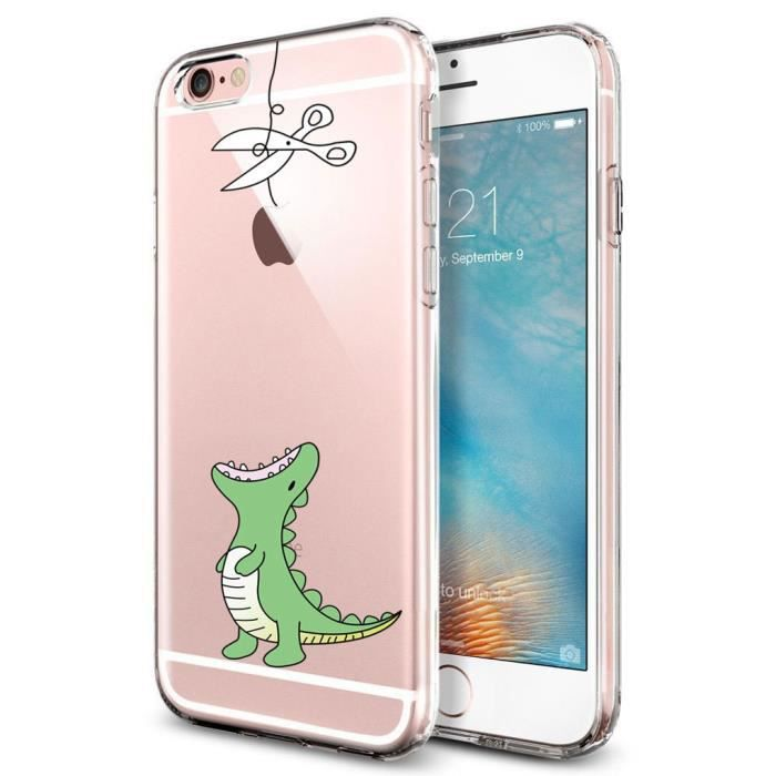 iphone 6 coque dinosaure