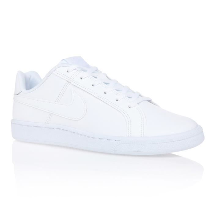 many styles quite nice high fashion Nike court royale femme - Achat / Vente pas cher