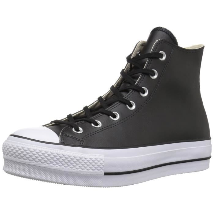 Converse Women's Chuck Taylor All Star Lift Clean High Top Sneaker TXY6H  Taille-39