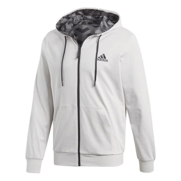 Veste à capuche adidas Sport ID Reversible