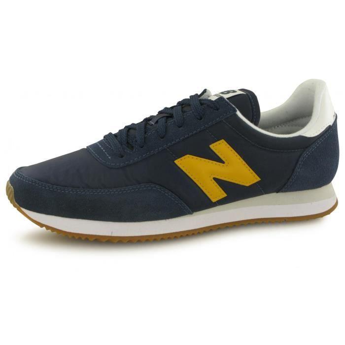 new balance hommes bleu et jaune