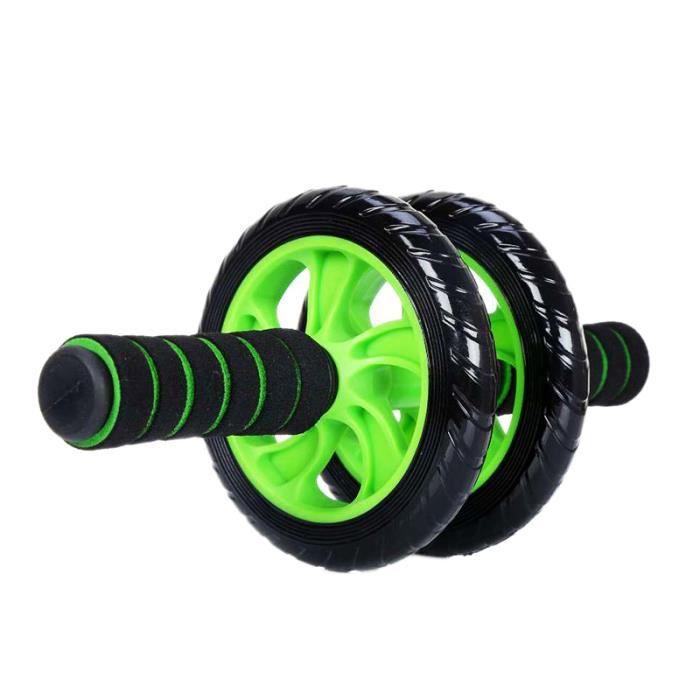 AB Wheel Roller Pro de Fitness et Musculation Kit Complet pour Exercices Gym Entrainement Odoland Appareils de Fitness 5 en 1 Roue Abdominale 4 Bandes r/ésistance
