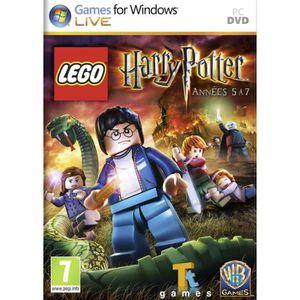 JEU PC LEGO HARRY POTTER ANNÉE 5 À 7 / Jeu PC