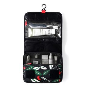 BRACELET DE MONTRE Waterproof Hanging Type Travel Toiletry Bag Makeup