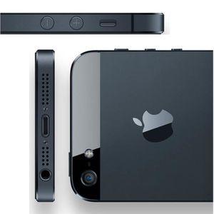 COMBINE TEL. PORTABLE  Apple iPhone 5 16GO Smartphone Débloqué noir