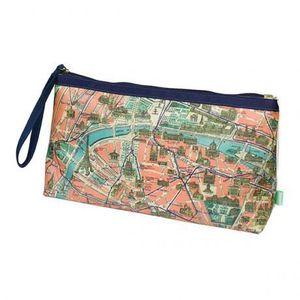 Wild and Wolf Pochette pour Passeport New York