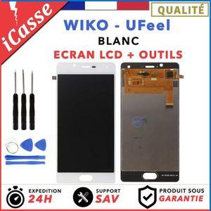 ECRAN DE TÉLÉPHONE LCD + Ecran tactile assemblés Wiko Ufeel U Feel BL