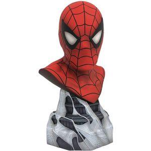 Marvel Spiderman Bust Coin Bank 3D Jouet Figurine Tirelire PVC