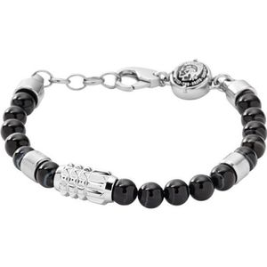 BRACELET - GOURMETTE Bracelet DIESEL Acier