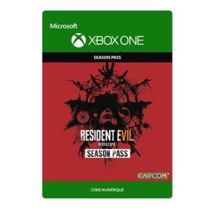 EXTENSION - CODE Season Pass Resident Evil 7 Biohazard pour Xbox On