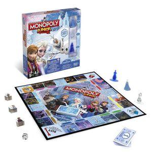JEU SOCIÉTÉ - PLATEAU Hasbro B2247100 Monopoly Junior - La reine des nei
