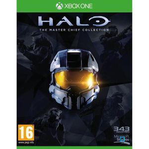 JEUX XBOX ONE Halo Master Chief Collection Jeu XBOX One
