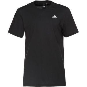 T-SHIRT MAILLOT DE SPORT ADIDAS T-shirt Ess base - Homme - Noir