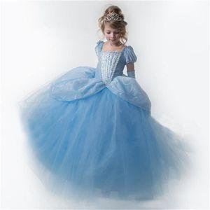 DÉGUISEMENT - PANOPLIE 2019 Nouvelle Arrivée Robes Pour Filles Princesse