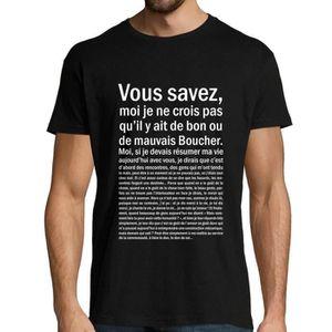 T-SHIRT Boucher | T-shirt Bon ou Mauvais | Astérix et Obél