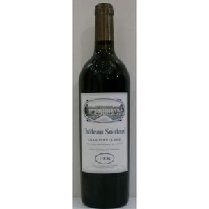 VIN ROUGE Ch. Soutard 2013 Saint-Emilion 75 cl - Rouge