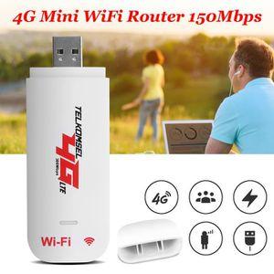 MODEM - ROUTEUR Endoscope Numerique 4G 3G LTE USB 2.0 Routeur dong