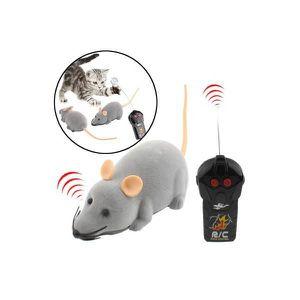 JOUET Mini souris électronique télécommandée jouet pour