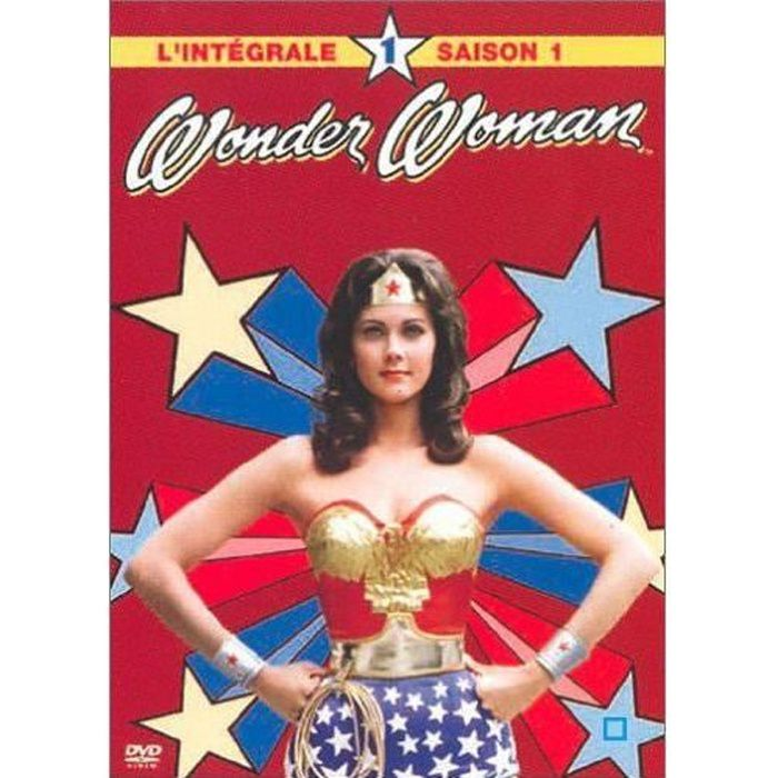 DVD SÉRIE DVD Wonder woman, saison 1