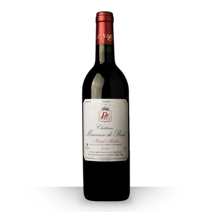 Château Maurian de Prade 2006 Rouge 75cl AOC Haut-Médoc - Vin Rouge