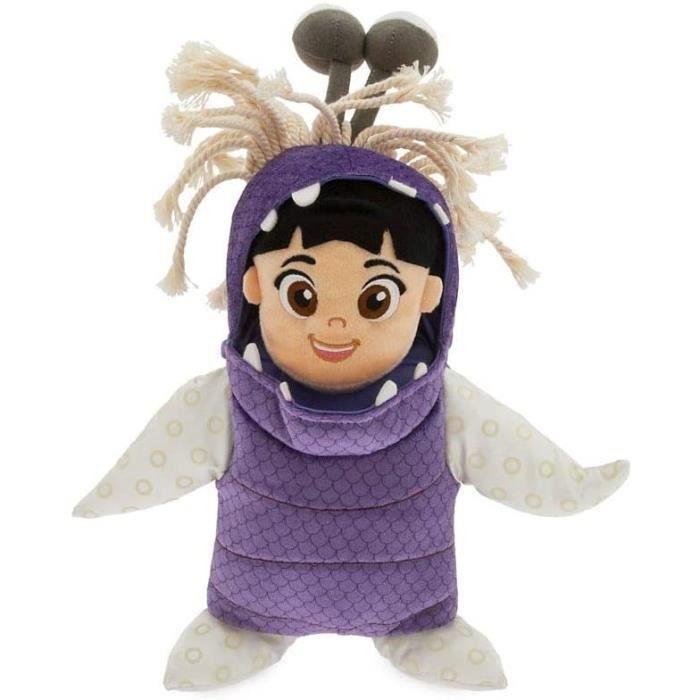 Jouet en peluche doux officiel de Disney Monsters Inc Boo 23 cm