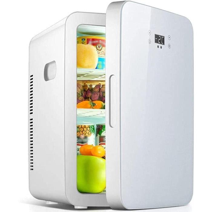 CDFCB Réfrigérateur de Voiture Portable 12 Volt Réfrigérateur de Voiture 25L Capacité de Grande capacité pour Voiture Van Van C A609