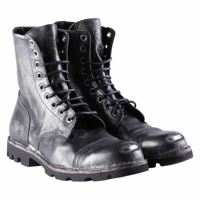 Chaussures homme Bottes et bottines Diesel Steel